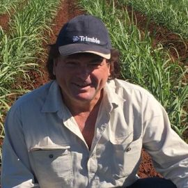 Peter Galea | Fairbairn Irrigation Network
